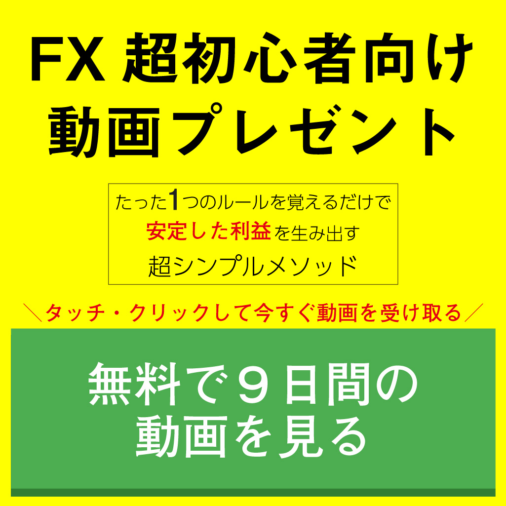 FX初心者向け動画